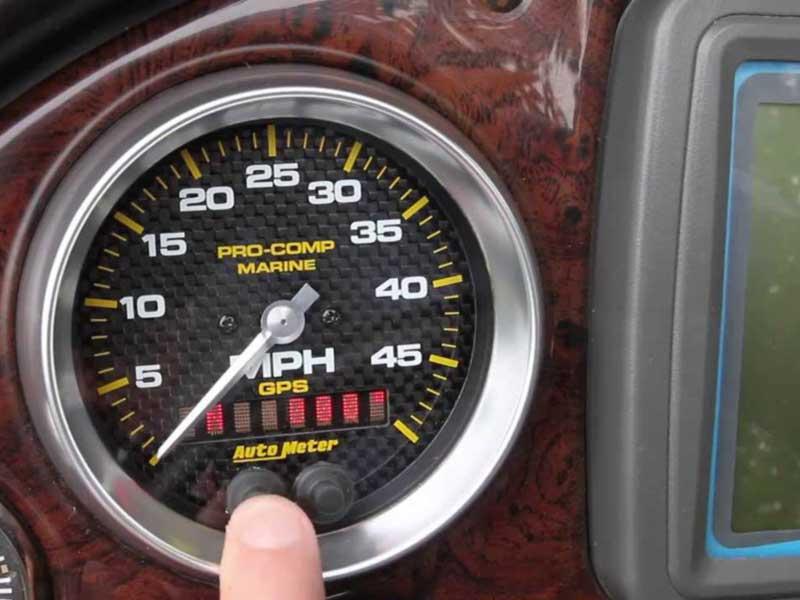 analog Odometer vs gps odometer